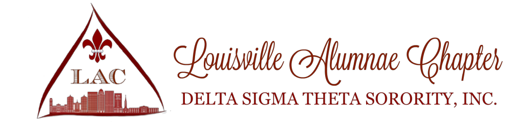Louisville Alumnae Chapter Delta Sigma Theta Sorority, Inc.